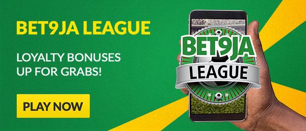 Bet9ja app of the betting company